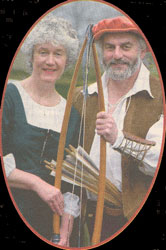 LONGBOWS Richard Head Longbows, over 30 years of making fine