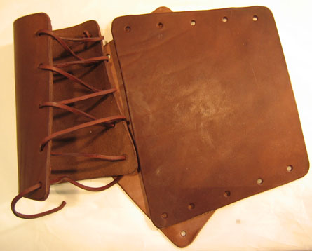 bracers leather